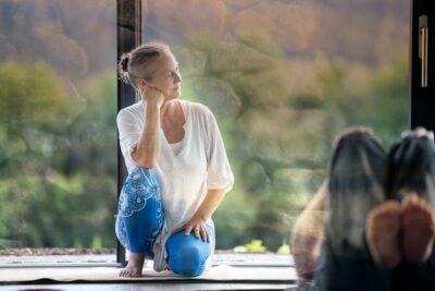 Gisela Bosrup im Wellnesshotel Lindenwirt im Bayrischen Wald