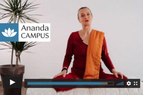 Yogaschule Bosrup - Yoga Online Kurs Ananda Campus