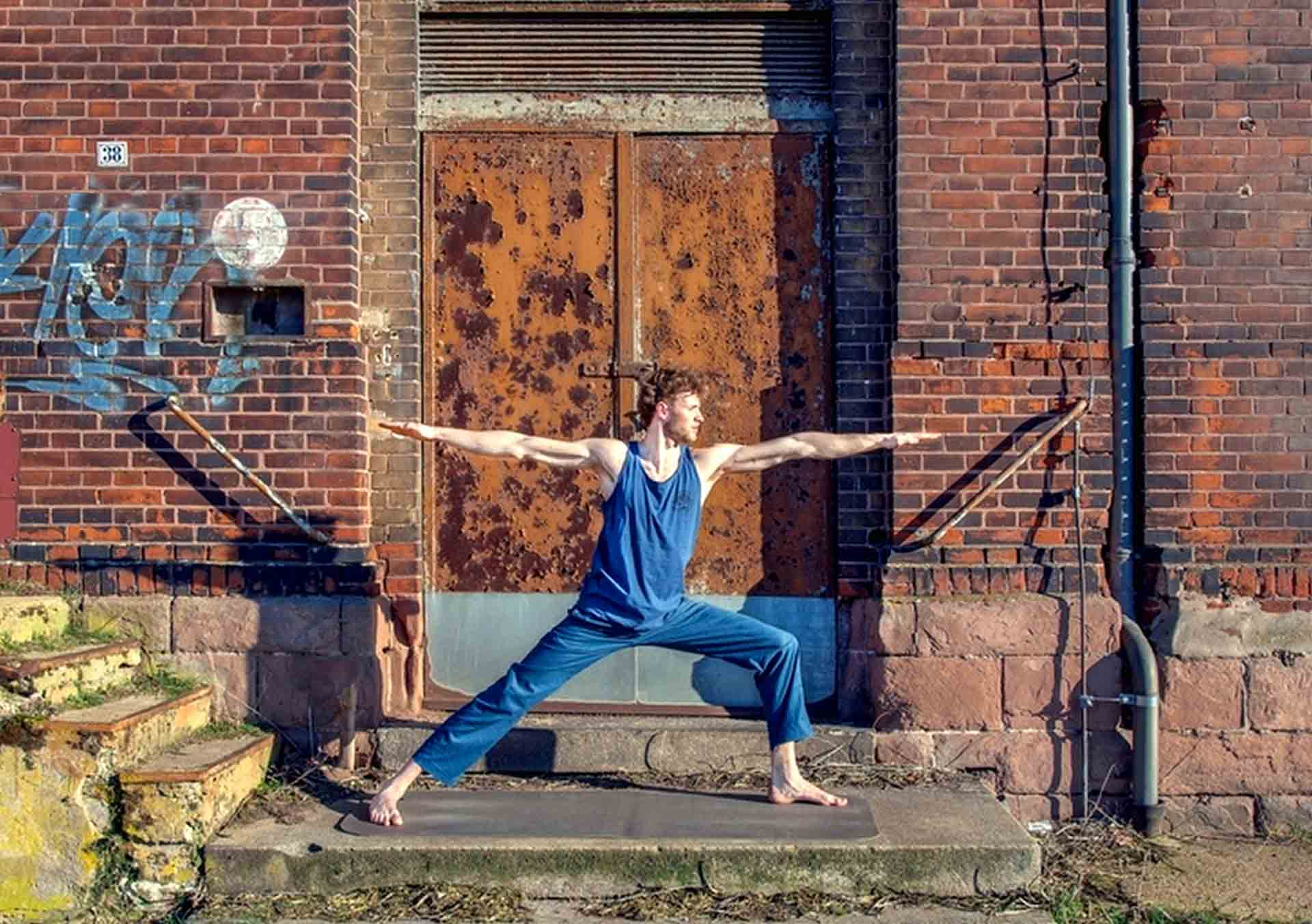 Yogaschule Bosrup Ashtanga Basic Kurs