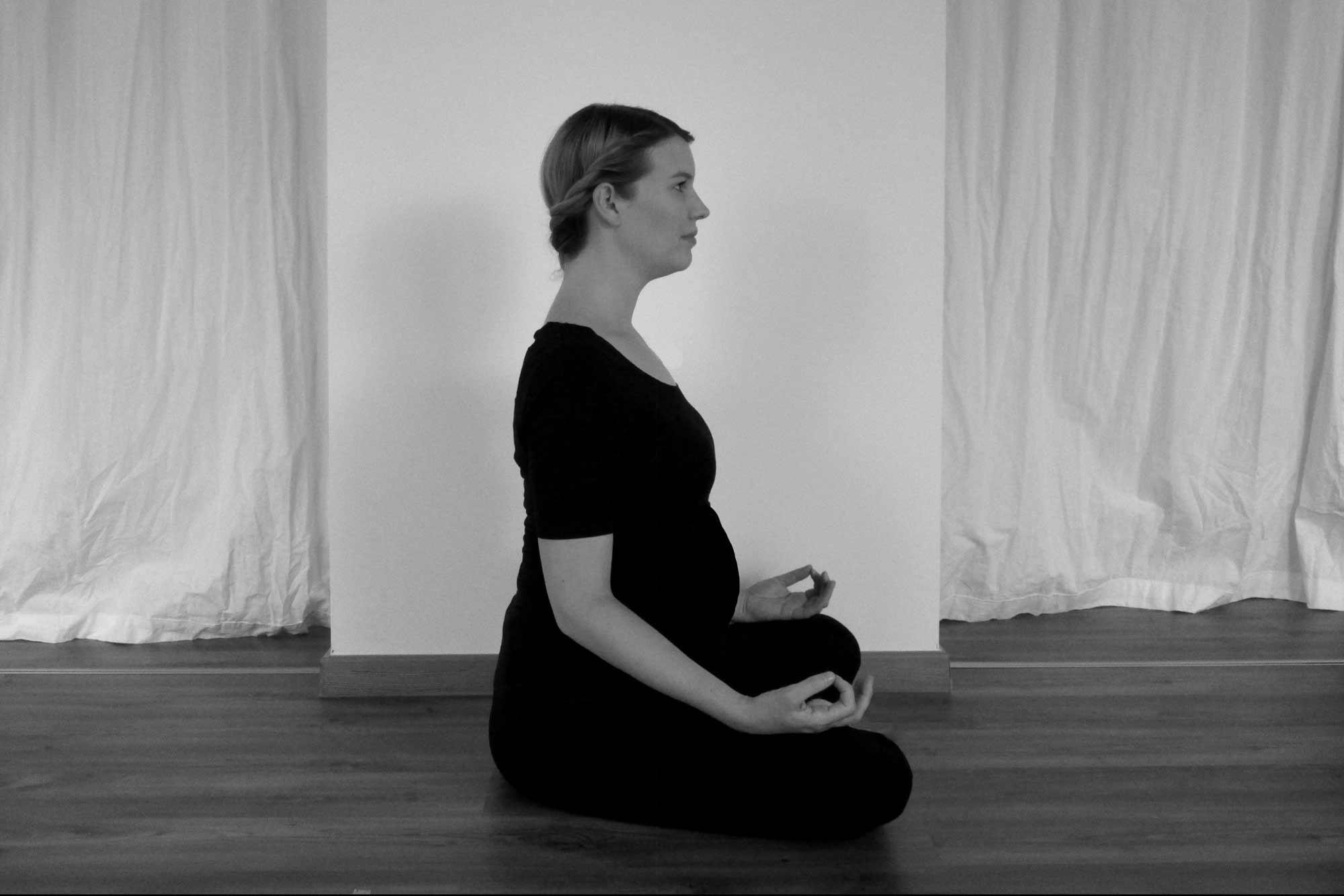 Yogaschule Bosrup - Yoga für Schwangere