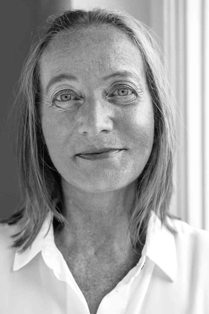 Yogalehrerin Gisela Bosrup